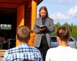 thumbs dsc 0452 Hele vastuvõtt ja Pille ristimine
