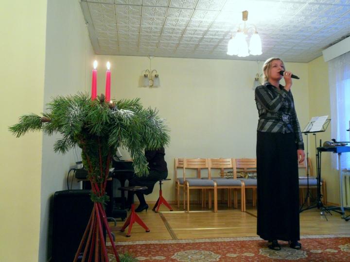 sam 1202 Jõulujumalateenistus