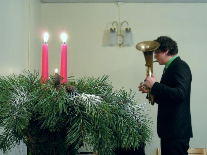 sam 1251 Jõulujumalateenistus