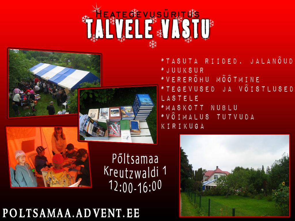 tv2011 Talvele Vastu