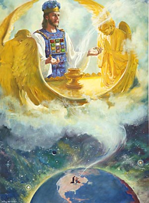 RH JesusHighPriestHA2 Jeesuse jälgimisest