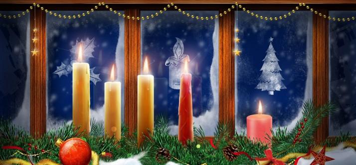 jõuluaeg1 714x331 Aeg ettevalmistusteks: ristimine ja Kristuse tulek