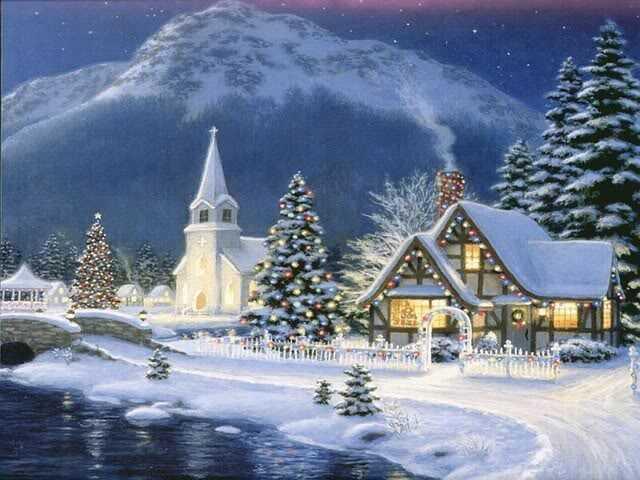 Kinkade158 Jõuluteenistuste ajad