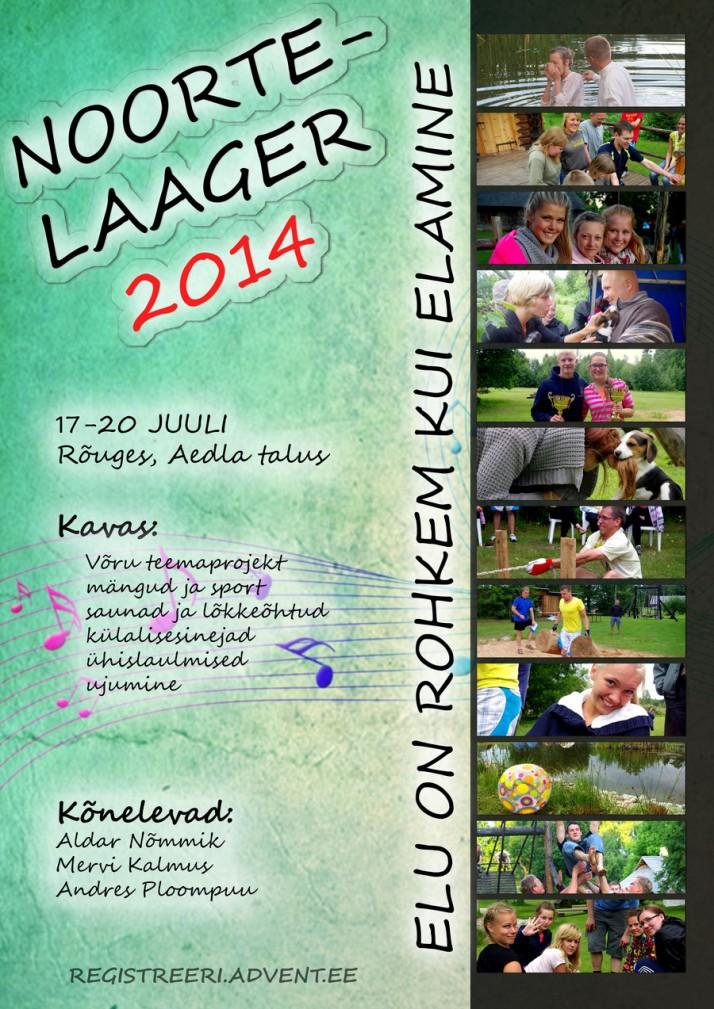 noortelaager 2014 poster 714x1009 Noortelaager 2014