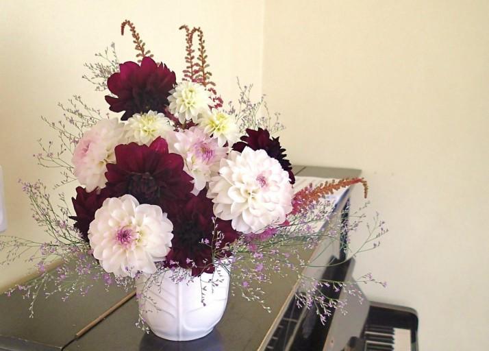 lilledklaveril 714x512 Nüüd on tänu toomise aeg
