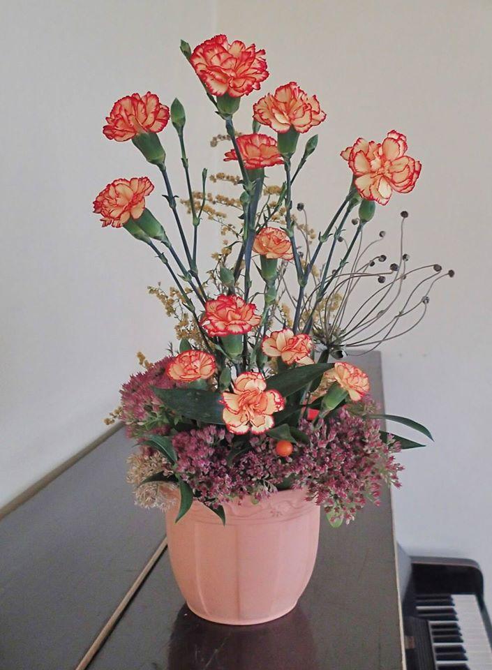 lilledklaveril Ukrainlaste toetuseks