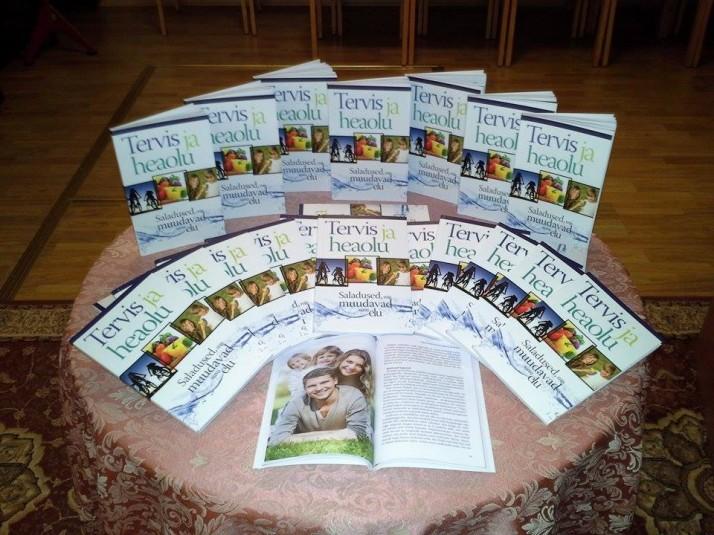 11094041 10153223486098704 1334579475 n 714x535 2015. aasta misjoniraamat keskendub tervisele ja terviklikule inimesele
