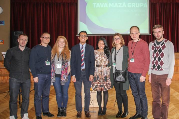 IMG 0710 714x475 Lätis toimus väikegruppide seminar