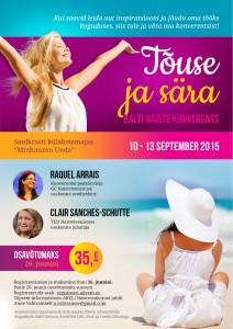 naiste konverents 2015 212x300 Tulevad üritused