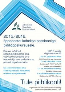 piiblikooli plakat veebi 211x300 Tulevad üritused