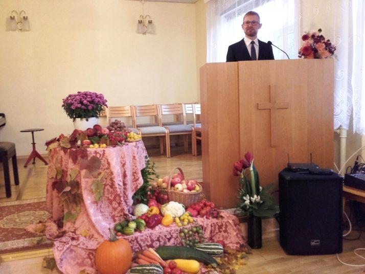 1 714x536 Uue pastori vastuvõtmine