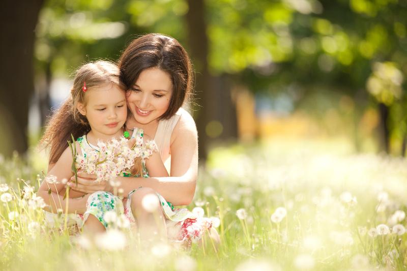 Ema lapsega Emadepäev