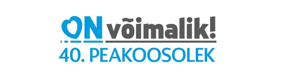 pk2019 logo 40. peakoosolek ja hingamispäeva konverents