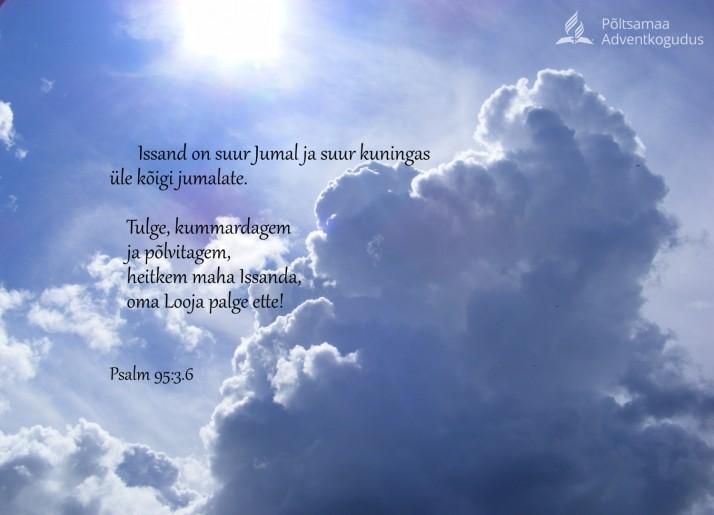 kummardagem Looja ette  714x515 Põlvitagem palveks