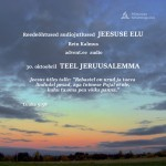 Teel Jeruusalemma  150x150 Imeline and