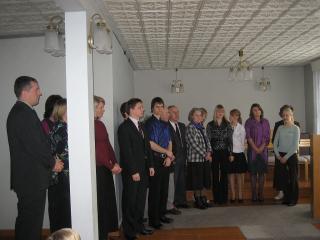 Selle aasta ametnikud Põltsamaa koguduses